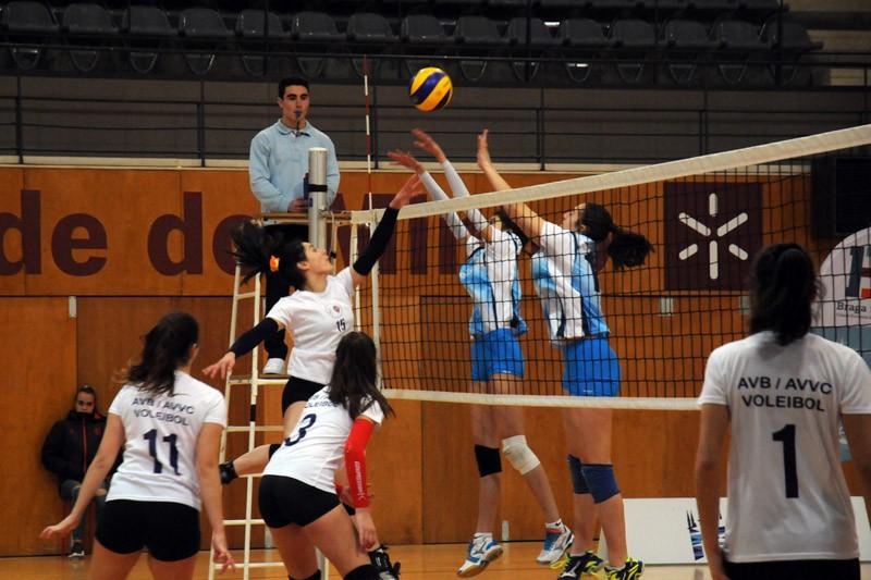 Minho e Galiza defrontam-se em equipas femininas sub-15