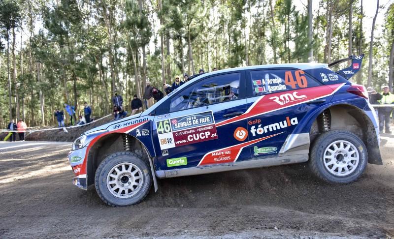 Rally Serras de Fafe com marca de sucesso
