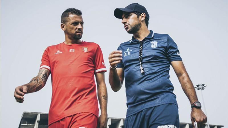 "SC Braga: ""Precisamos de estar todos  unidos para vencer o Nacional"""