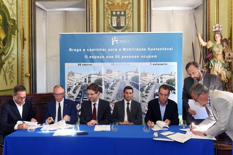 Braga quer ser exemplo na descarbonização