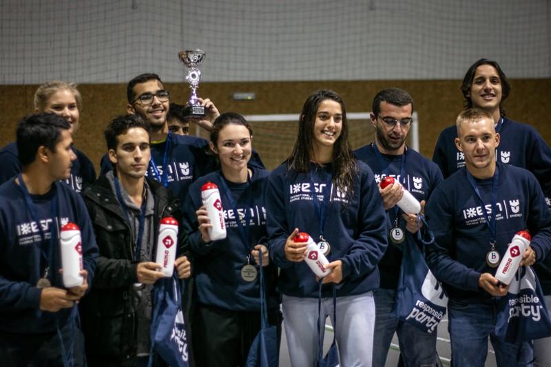 Braga acolheu Erasmus National Games