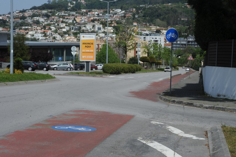 Nova via pedonal e ciclável da Encosta a concurso por 2,8 ME