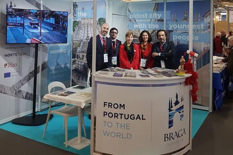 Braga estreia-se na Feira de Turismo de Paris