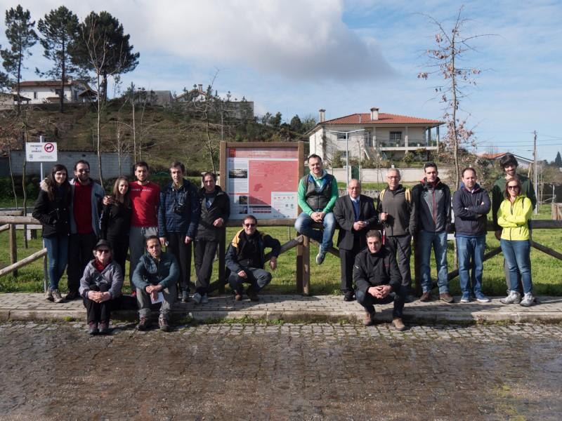 Aventuras pelo ambiente e pelos Bombeiros Voluntários de Braga