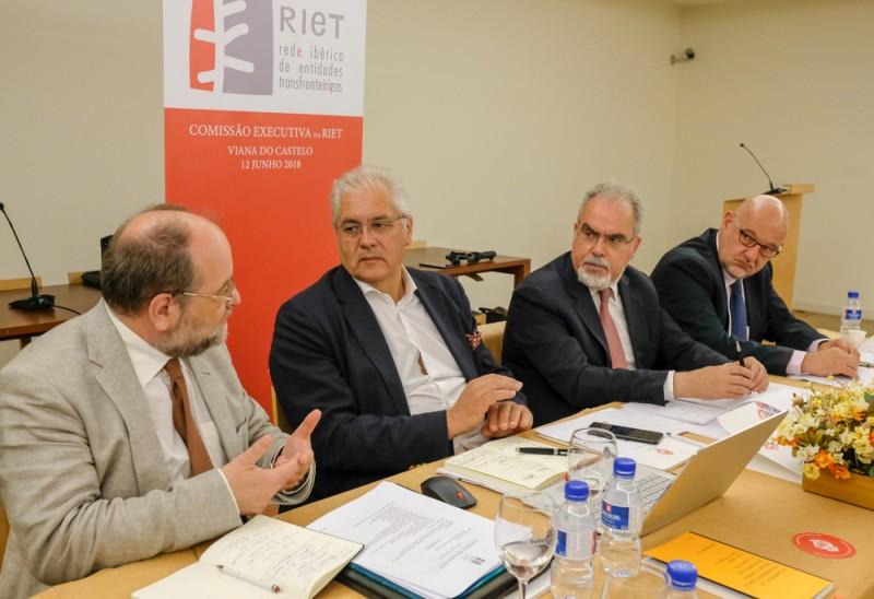Rede Ibérica reclama modernização  de corredor ferroviário Aveiro-Salamanca