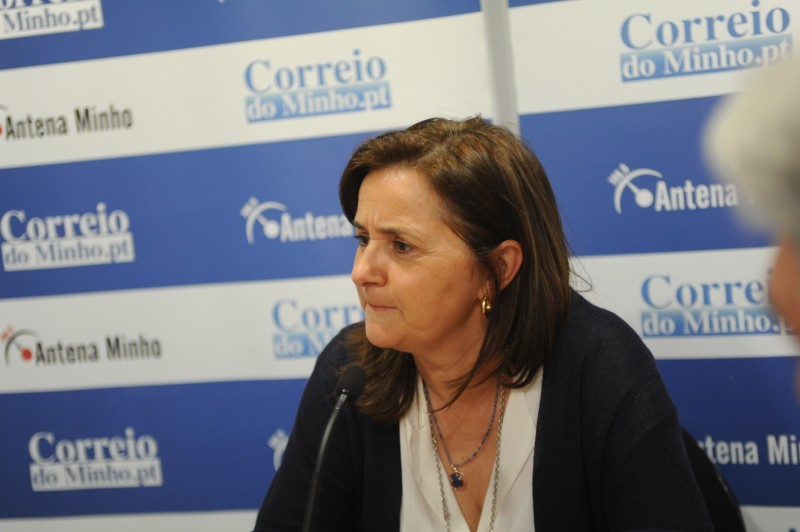 Maria José Fernandes: ´Com fundação ficaremos menos dependentes de Lisboa´