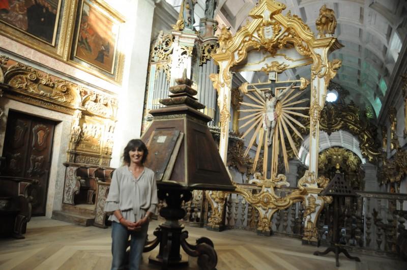 """Maria de Lurdes Rufino: Tibães duplica visitantes com quadro de pessoal """"muito frágil"""""""