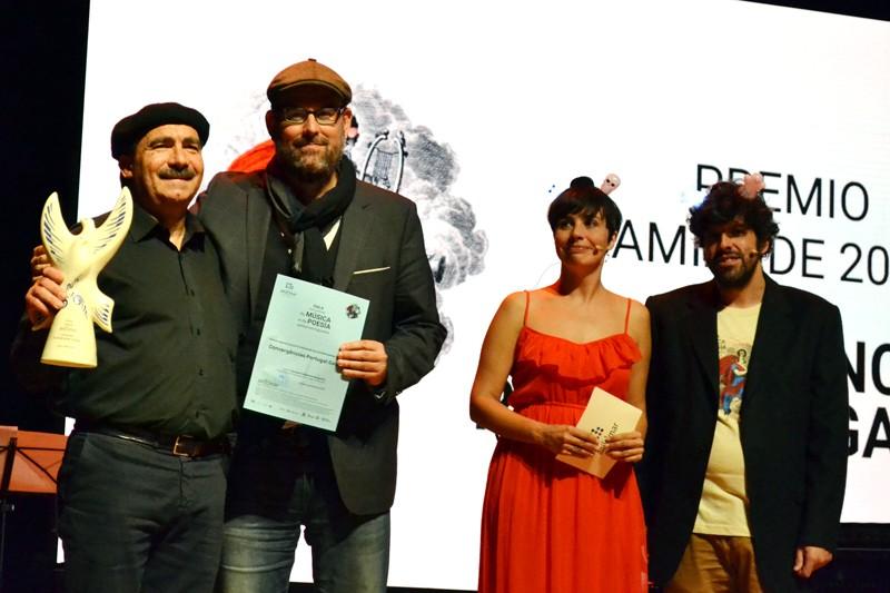 Grupo Canto d'Aqui premiado pela Semana Cultural 'Convergências'