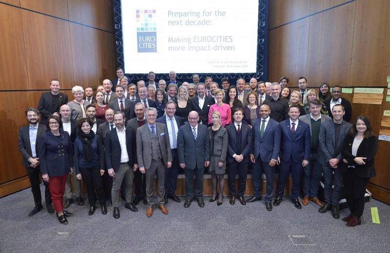 Braga subscreve declaração da EUROCITIES sobre participação dos cidadãos na Europa