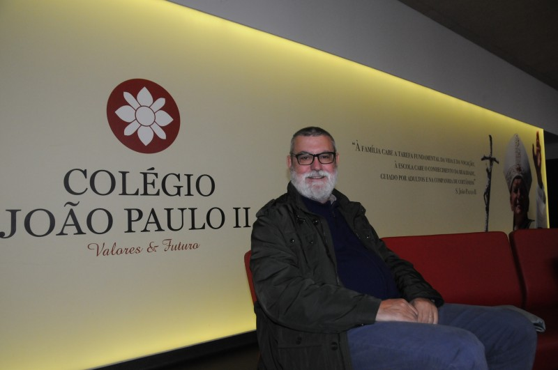 José Milhazes 'deu aula' no João Paulo II