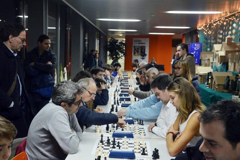 Clube de Xadrez A2 Didáxis domina torneio de rápidas