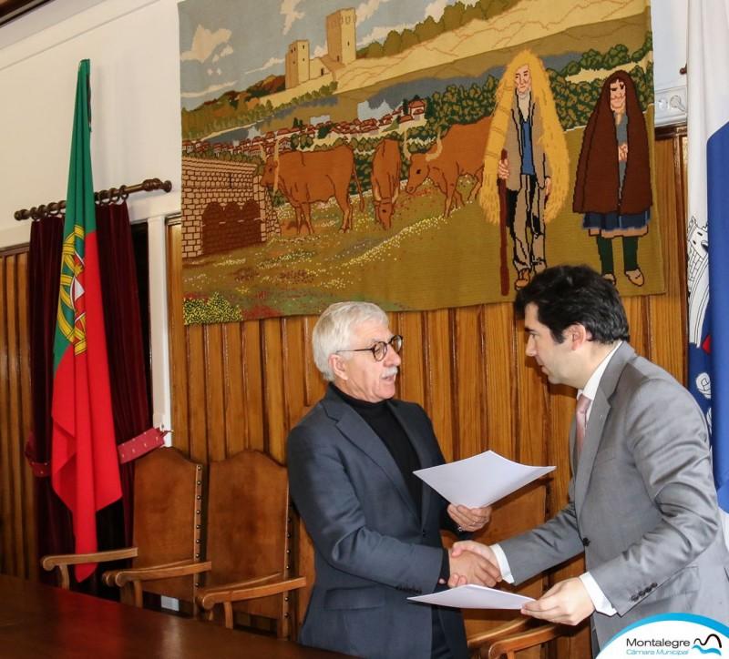 Município celebra protocolo com associação Dignitude