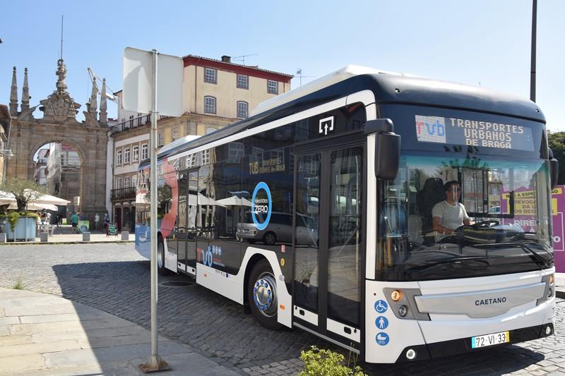 Município de Braga quer parques periféricos articulados com transporte público