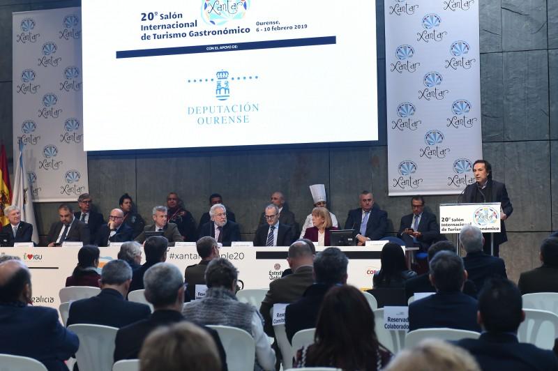 Segundo melhor destino europeu 2019 promove-se na Galiza