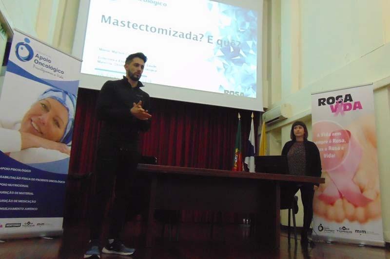 Mastectomia debatida em Conferência Rosa