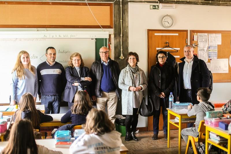 Rancho e EB1 de Nogueira criam AEC educativa