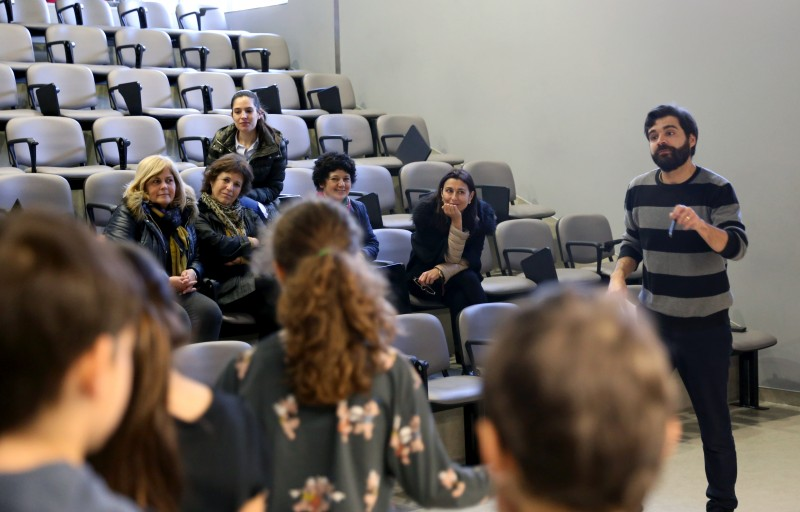 Município de Braga promove projecto-piloto na área do Teatro