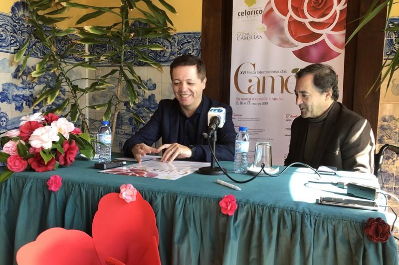 Celorico de Basto espera milhares de visitantes na Festa das Camélias