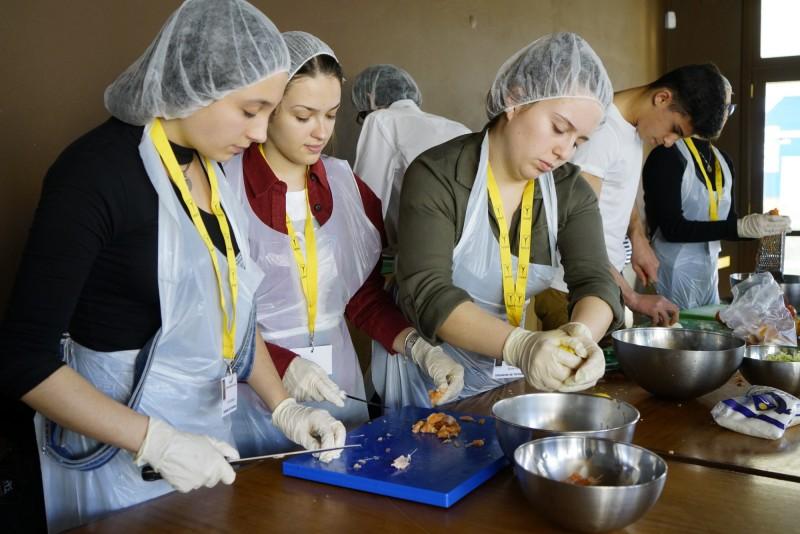 Município de Esposende e ISAVE incentivam jovens a consumir peixe