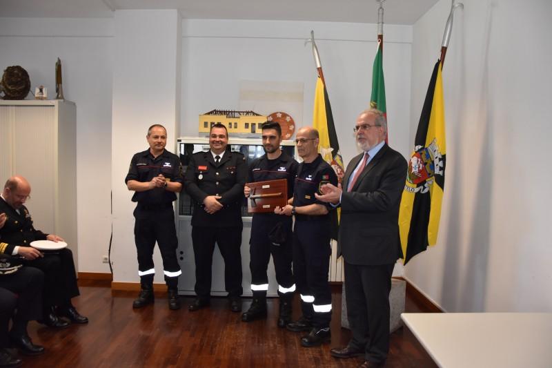 Município de Viana do Castelo dá 'carreira' aos bombeiros