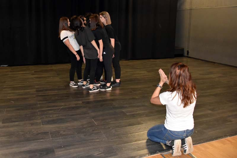 Teatro potencia competências de alunos da Alberto Sampaio