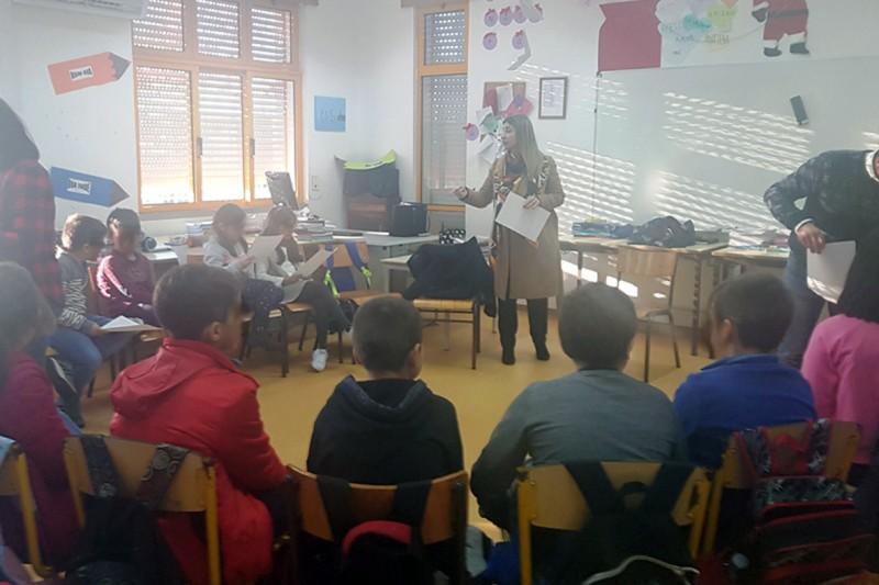 'Gestão de Stress' na escola em programa da Team4school