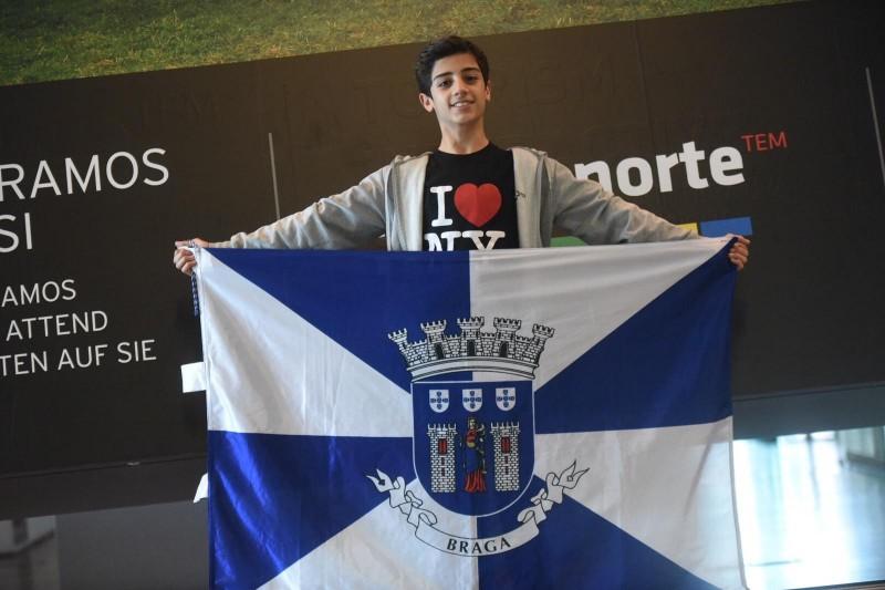 João Pedro Freitas volta a brilhar na final do Youth America