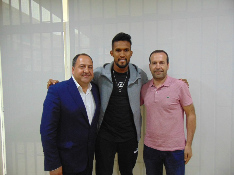 Padrinho Dyego Sousa promete alegrar 5.º Torneio Braga Cup
