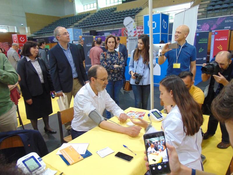 Universidade do Minho dá-se a conhecer aos alunos do ensino secundário