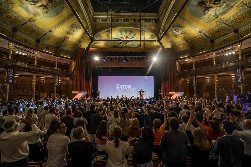 Zome Summit 2019 juntou perto  de 500 consultores imobiliários