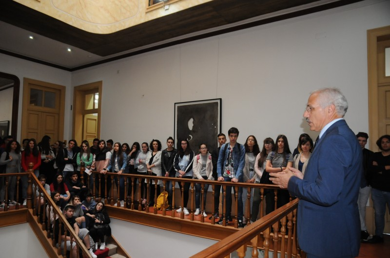Talento artístico dos jovens de Vila Verde distinguido  na 7.ªBienal na Escola
