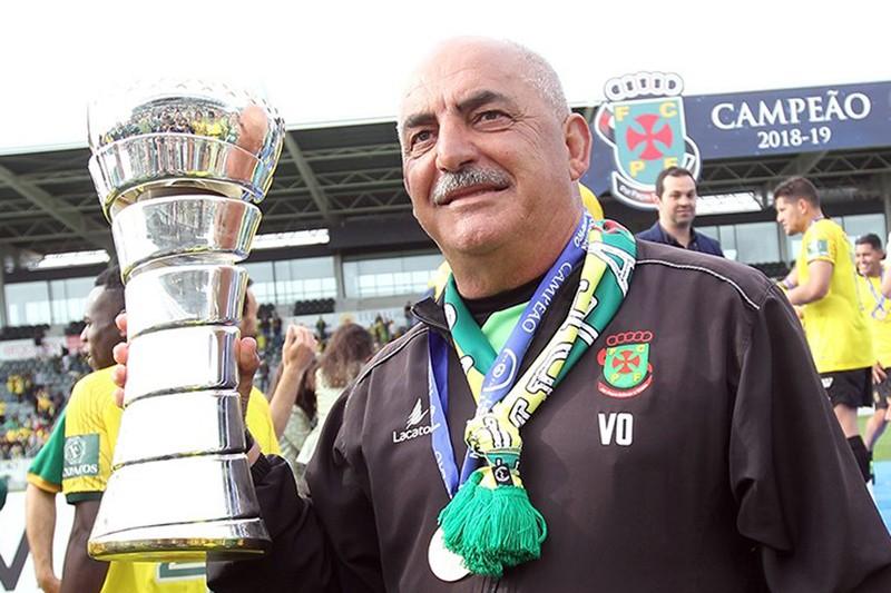 Vítor Oliveira vai treinar Gil Vicente na I Liga