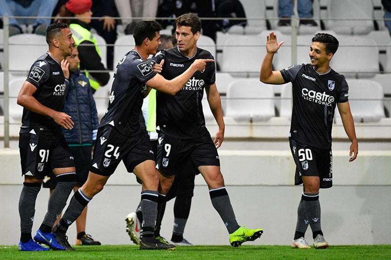 Vitória SC resgatou o quinto lugar