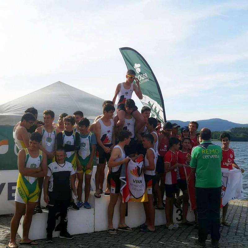 14ª Regata Internacional Ponte da Amizade marcada pelo sucesso