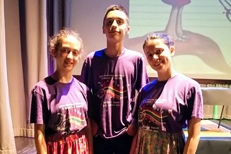 Alunos de Dança brilham em espectáculo na Itália
