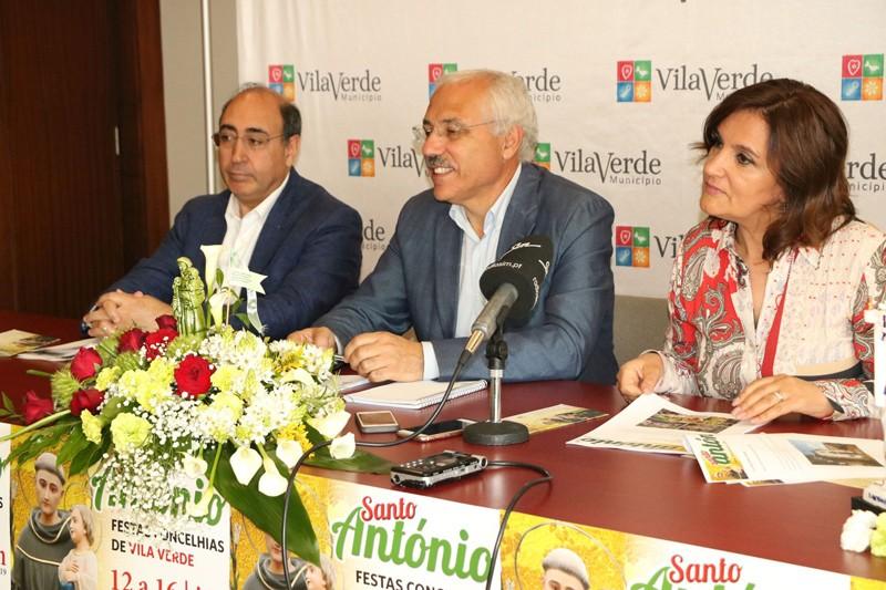 """Santo António de Vila Verde: """"A festa do povo para o povo"""""""