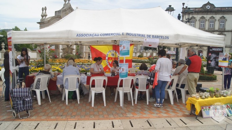 Feira da Saúde da Casa do Povo de Alvito foi sucesso nas comemorações dos seus 75 anos