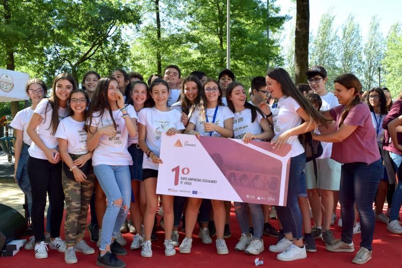 Escola Básica de Lamaçães vence concurso