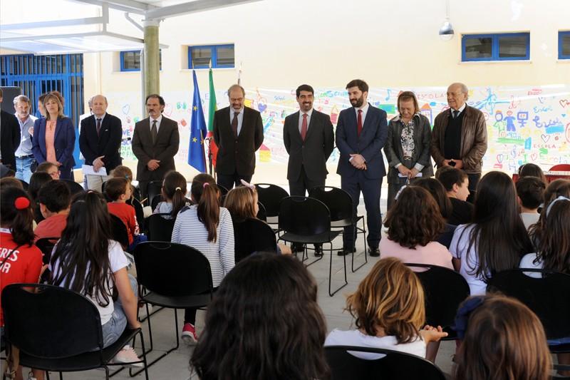 Acordos com municípios viabilizam obras em mais três escolas do Alto Minho