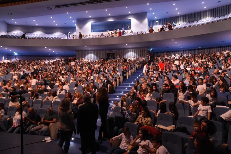 Sarau Artístico reflecte balanço positivo do Programa Municipal de Enriquecimento Curricular