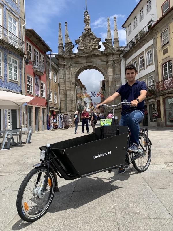Anunciado o Bicycle Mayor de Braga