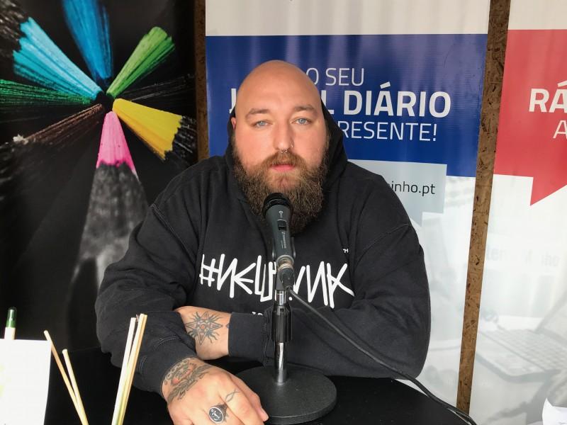 Kaixo, o artista galego que faz da música uma crítica à sociedade