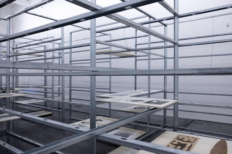 CIAJG apresenta 'Geometria Sónica' e 'Carlos Bunga – Arquitetura da Vida'