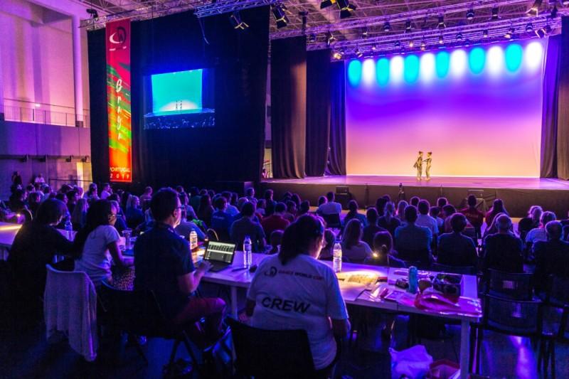 Dance World Cup deu hoje início ás competições dos juniores e seniores