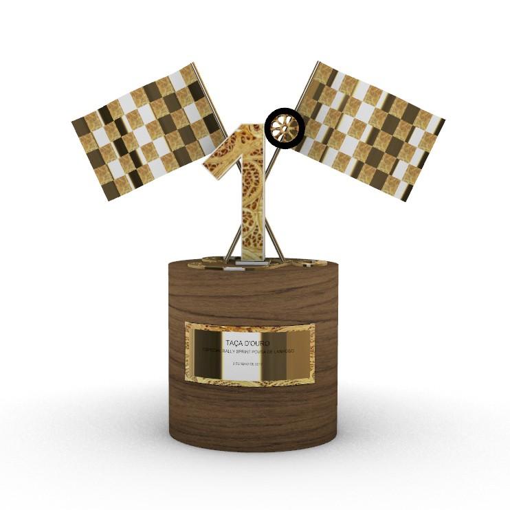 Taça D'Ouro – Especial Rally Sprint realiza-se neste sábado