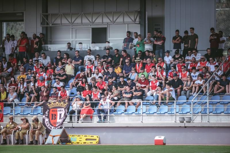 SC Braga: Sociedade Horta & Paulinho a brilhar