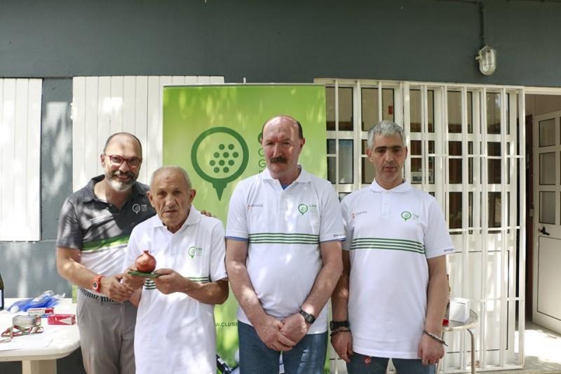 Clube Golfe Braga promoveu torneio solidário