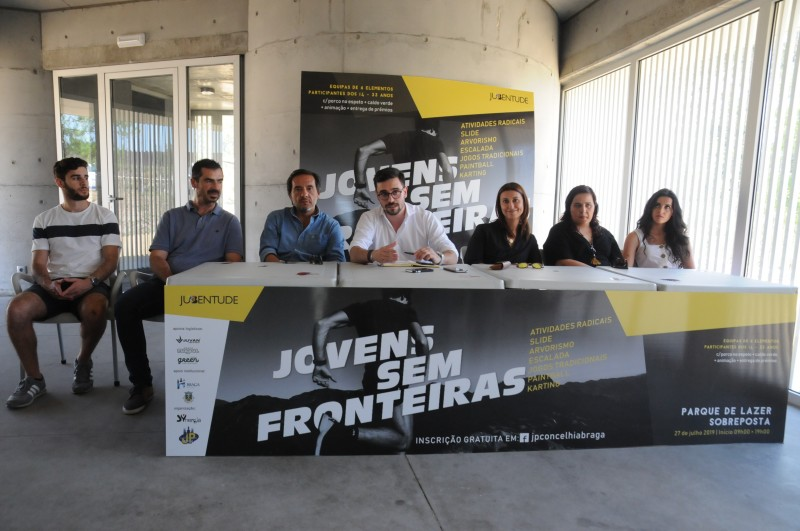 'Jovens Sem Fronteiras' apelam  à defesa do meio ambiente
