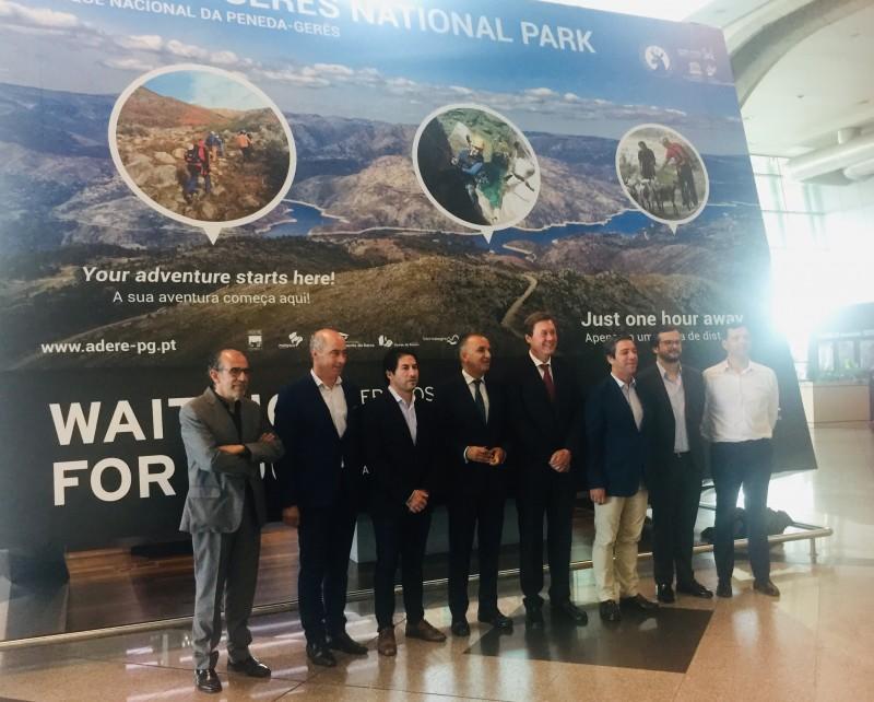 Turismo do Porto e Norte lançou hoje a campanha de promoção do 'Parque Nacional da Peneda-Gerês'