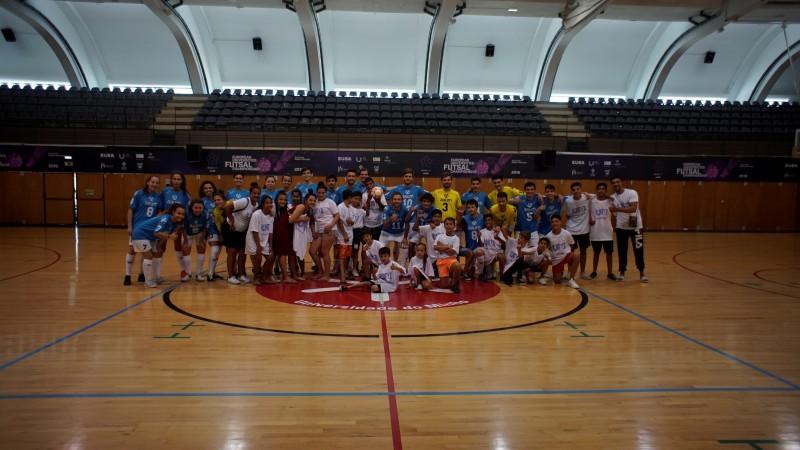 Europeu Universitário de Futsal quer deixar legado na UMinho